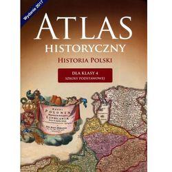 Atlas Historyczny SP 4 Wczoraj i dziś NE (opr. broszurowa)