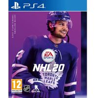 Gry na PlayStation 4, NHL 20 (PS4)