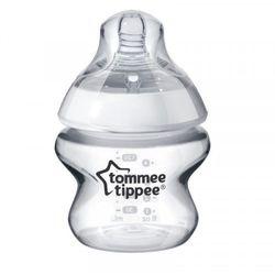 Tommee Tippee Butelka Newborn 0-2m,150ml | U NAS SKOMPLETUJESZ CAŁĄ WYPRAWKĘ | SZYBKA WYSYŁKA