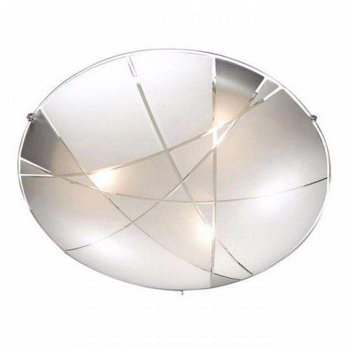 Lampy sufitowe, Plafon LAMPA sufitowa ARCANA C29366YK-3 Italux kinkiet OPRAWA ścienna nowoczesna do łazienki biała