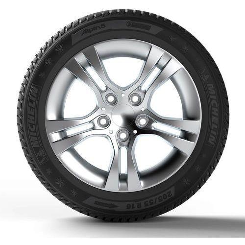 Opony zimowe, Michelin Alpin 5 195/65 R15 91 T