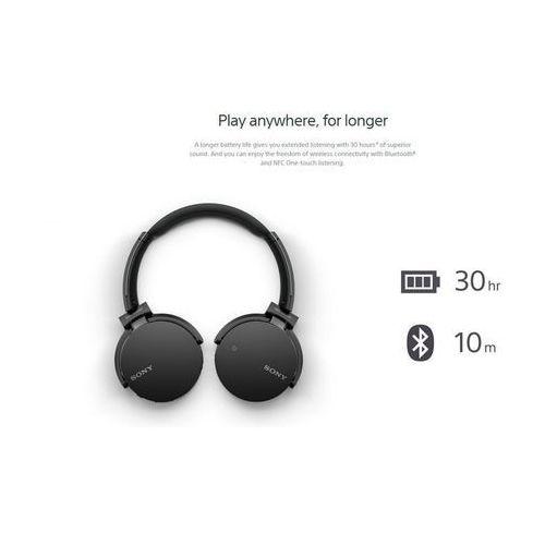 Słuchawki, Sony MDR-XB650