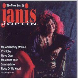 JANIS JOPLIN - THE VERY BEST OF JANIS JOPLIN (CD)