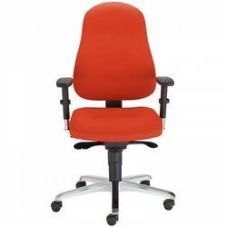 Krzesło obrotowe BIZZI TS25 R15K-CR ST44-POL FS - biurowe, fotel biurowy, obrotowy