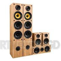 Zestawy głośników, Taga Harmony TAV-506 v.2 (dąb)