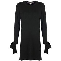 TOMMY HILFIGER Sukienka 'TARISA C-NK SWTR' czarny