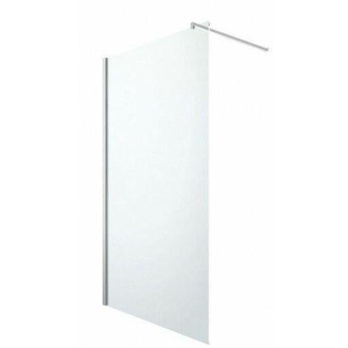 Ścianki prysznicowe, INVENA Ścianka prysznicowa Walk-In 80x190 Easy Clean AK-32-182