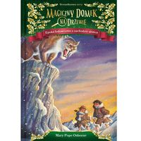 Książki dla dzieci, Magiczny domek na drzewie Epoka lodowcowa o zachodzie słońca (opr. twarda)