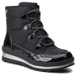 Śniegowce CAPRICE - 9-26205-23 Black Comb 019