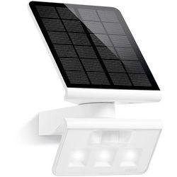 STEINEL XSolar – Oprawa LED z panelem fotowoltaicznym, biała 671006