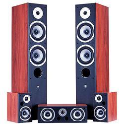 Zestaw głośników WILSON MoviX 5.0 Orzech