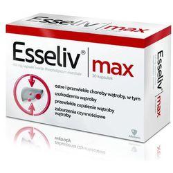 Esseliv Max 0,45g x 30 kapsułek