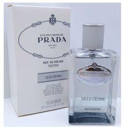 Prada Infusion D´Iris Cedre, Woda perfumowana - Tester, 100ml