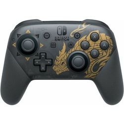 Nintendo gamepad Switch Pro Controller Monster Hunter Rise (NSP147)