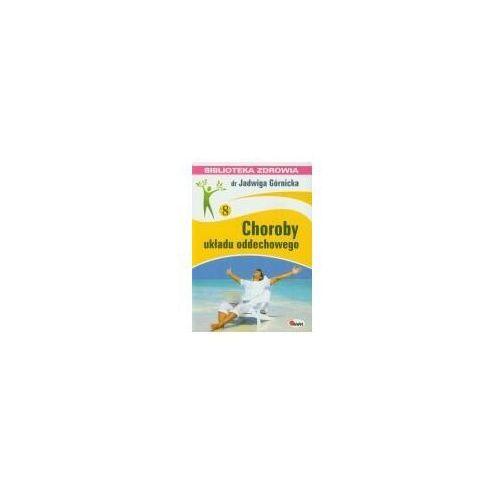 Książki medyczne, Choroby układu oddechowego (opr. miękka)