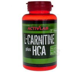 ACTIVLAB L-Carnitine HCA 50caps
