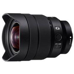 Sony FE 12-24mm F4 G Bezlusterkowiec Ultra-wide lens Czarny