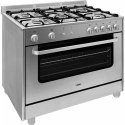 Kuchnia gazowa 5 palników z piekarnikiem gaz. | 11750W