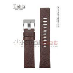 Pasek TK124BR/22 - brązowy, Diesel, Fossil, CK