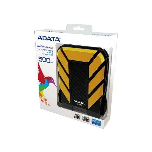 Dyski zewnętrzne, Dysk Adata HD710 - pojemność: 3 TB, USB: 3.1, 2.5