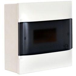 Rozdzielnica naścienna Legrand 1 x 8 modułów drzwi dymne