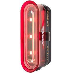 Red Cycling Products LED USB Red Sausage Rear Light 2020 Oświetlenie rowerowe - zestawy Przy złożeniu zamówienia do godziny 16 ( od Pon. do Pt., wszystkie metody płatności z wyjątkiem przelewu bankowego), wysyłka odbędzie się tego samego dnia.