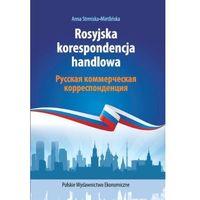 Książki o biznesie i ekonomii, Rosyjska korespondencja handlowa (opr. kartonowa)