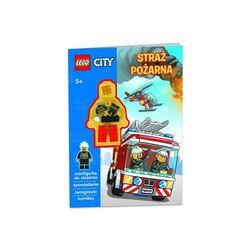 Książka Lego City z minifigurką 1Y31B6 Oferta ważna tylko do 2019-05-14