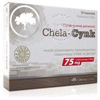 Witaminy i minerały, CHELA-CYNK 75mg x 30 kapsułek