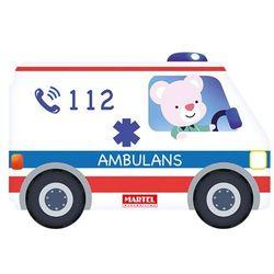 Wykrojnik - Ambulans (opr. kartonowa)