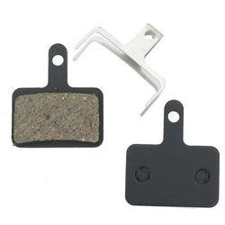 Okładziny półmetaliczne ZEIT DK-23 do hamulców tarczowych Shimano Deore M515-525