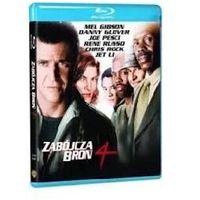 Filmy kryminalne i sensacyjne, Zabójcza Broń 4 (DVD) Premium Collection