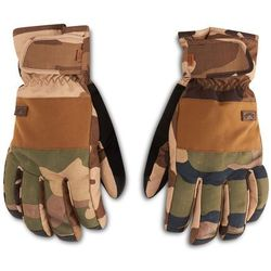 Rękawice snowboardowe BILLABONG - Kera Gloves U6GL02BIF0 Woodland Camo 2911