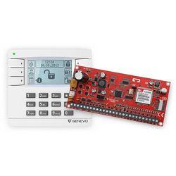 PRiMA16SET Zestaw centrali alarmowej PRiMA 16 z manipulatorem LCD Genevo