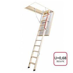 Schody strychowe Fakro LTK Energy 70x140