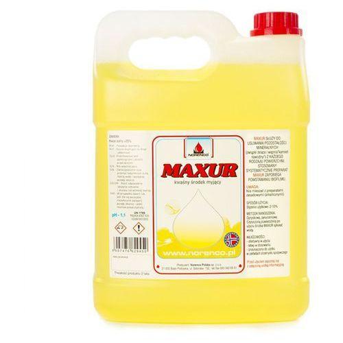 Odkamieniacze, Maxur Norenco 5l - Usuwanie nalotów mineralnych