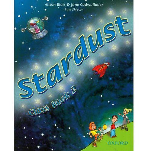 Książki do nauki języka, Stardust 2 Class Book (opr. miękka)