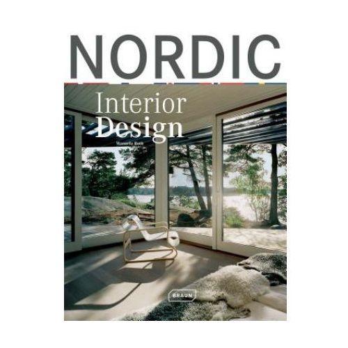 Książki do nauki języka, Nordic Interior Design (opr. twarda)