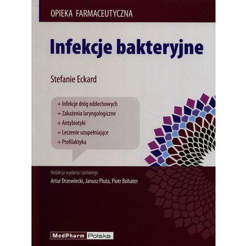 Książki medyczne, Infekcje bakteryjne (opr. miękka)