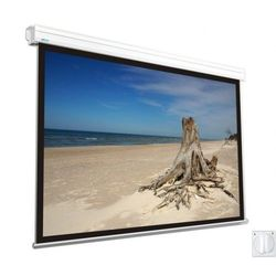 Ekran elektryczny Avers Focus II 180x102cm, 16:9, Matt White