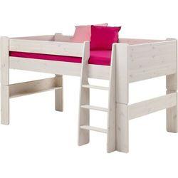 Łóżko piętrowe niskie Steens for kids