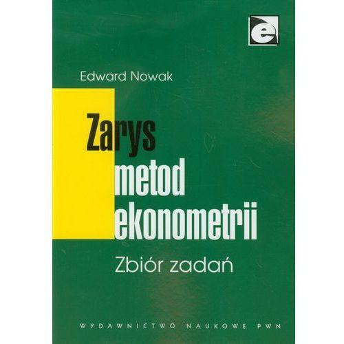 Biblioteka biznesu, Zarys metod ekonometrii Zbiór zadań (opr. miękka)