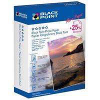 Papiery fotograficzne, Papier BLACK POINT PFA4G230A Błyszczący 230g A4