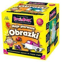 Gry dla dzieci, Gra Brainbox Moje pierwsze obrazki