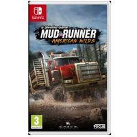 Gry Nintendo Switch, Gra Nintendo Switch Spintires: MudRunner American Wilds Edition