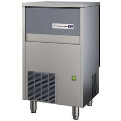 Kostkarka do lodu typu cylindrycznego 45 kg/24 h, pojemność zasobnika 20 kg, chłodzona powietrzem, 0,315 kW, 495x580x797 mm   NTF, IFT 120 A