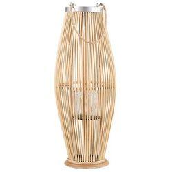 Lampion jasne drewno 72 cm TAHITI
