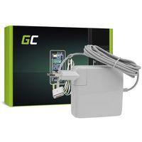 Zasilacze do notebooków, Zasilacz do laptopa Green Cell Apple AD55 Biały (AKKZAGRERDSIE022) Darmowy odbiór w 20 miastach!