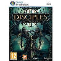 Gry na PC, Disciples 3 Wskrzeszenie Hordy Nieumarłych (PC)