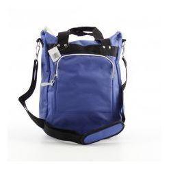 Sakwa - torba rowerowa niebieska